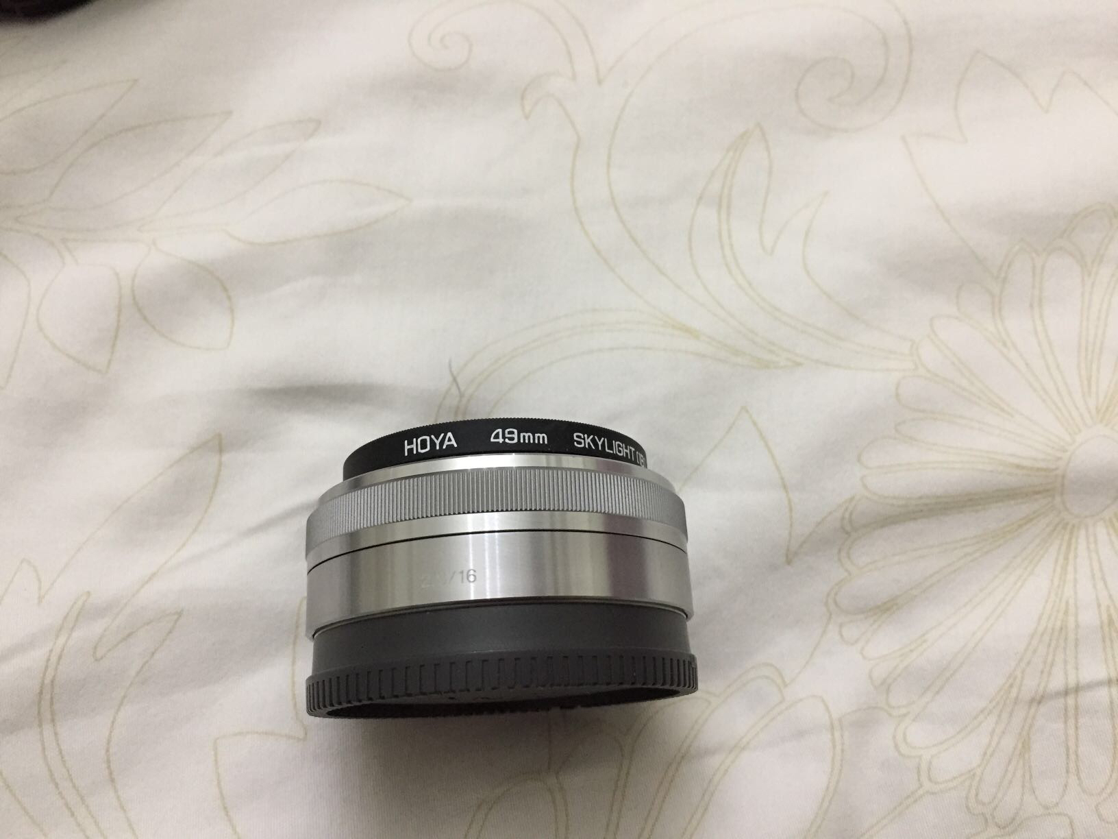 Sony nex 5r touch screen עדשות 16 mm 18-55 mm 50-200 mm