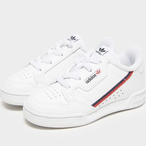 Adidas originals continental 80 infant size 25 נעלי אדידס קונטיננטל 80 מידה