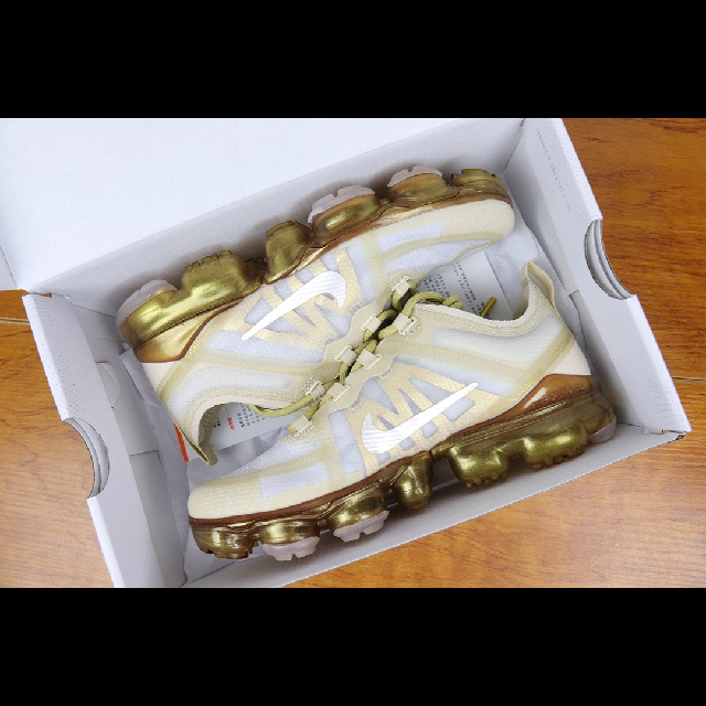 Nike Gold Vepormax 2019 !