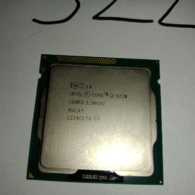 Intel Core i3 3220 3.3 ghz (1155)