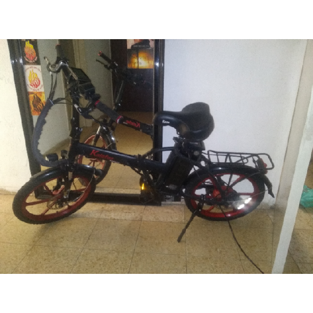 Electric Folding Bike KALOFUN